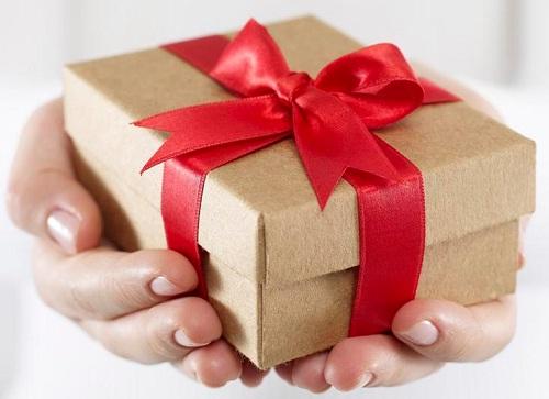 Подарок от Вашего имени