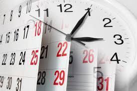Календар ФОП-єдинника груп 1 та 2 на 2020 рік